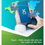 Chuyển tiền trực tuyến về Việt Nam dễ dàng qua Xoom cùng Vietcombank