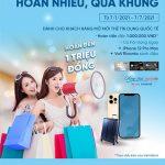 Cùng VietinBank mở thẻ chi tiêu - Hoàn nhiều, quà khủng