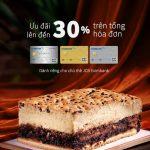 Siêu ưu đãi lên đến 30% dành cho chủ thẻ Eximbank khi đến Grand Castella