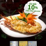 Ưu đãi 10% dành cho tất cả chủ thẻ JCB Eximbank khi thưởng thức ẩm thực tại Hoàng Yến Buffet