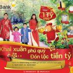 Khai xuân phú quý - Đón lộc tiền tỷ cùng HDBank