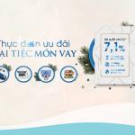 Kết năm rực rỡ với đại tiệc món vay, thực đơn ưu đãi chỉ từ 7,1%/năm của OceanBank
