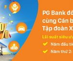 PG Bank đồng hành cùng Cán bộ nhân viên Tập đoàn Xăng dầu Việt Nam với lãi suất siêu ưu đãi