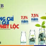 SHB phát hành Chứng chỉ tiền gửi với lãi suất hấp dẫn lên đến 7.5%