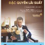 Thời điểm vàng để hưởng lãi suất tiết kiệm cao nhất từ VietinBank