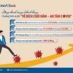 DongA Bank dành 2.000 tỷ đồng phục vụ khách hàng cuối năm 2020 và đón Tết Nguyên đán năm 2021