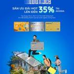 Lướt JCB săn deal hot Agoda lên đến 35% dành cho thẻ Eximbank