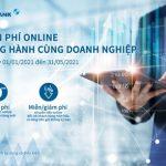 Miễn phí Online - Eximbank đồng hành cùng doanh nghiệp