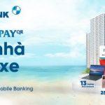 Quét VNPayQR trúng xe trúng nhà cùng Eximbank