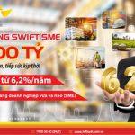 HDBank tiếp tục giảm sâu lãi suất vay gói Swift SME 5.000 tỷ đồng, chỉ còn từ 6.2%/năm