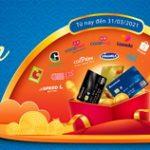 Hoàn tiền đón lộc đến 20% với thẻ Sacombank