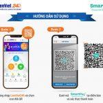 Quét mã QR SmartPay - Mua sắm mê say cùng LienVietPostBank