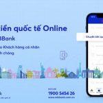 MB ra mắt sản phẩm Chuyển tiền quốc tế Online trên App MBBank