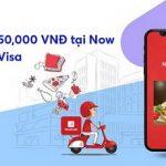 Giảm ngay đến 50.000 VNĐ khi thanh toán tại Now với MB Visa