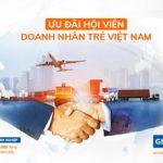 Sacombank ưu đãi hội viên Doanh nhân trẻ Việt Nam