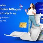 Thanh toán phí bảo hiểm MB Ageas Life và hóa đơn dịch vụ bằng thẻ tín dụng trên App MBBank