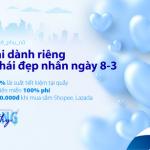 Ưu đãi hấp dẫn của Viet Capital Bank dành riêng cho phái đẹp nhân ngày 8.3