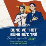 Bung vé hot - Bùng sức trẻ với VietABank