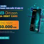 Mở thẻ điện tử, nhận ưu đãi khủng với ABBank