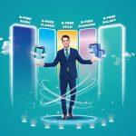 BIDV ra mắt gói dịch vụ B-Free - Hơn cả miễn phí