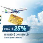 Chào hè cùng Bamboo Airways - Nhận ưu đãi đến 25%