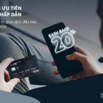 Đặc quyền ưu tiên - Hoàn tiền hấp dẫn với thẻ tín dụng MB Priority Visa Platinum