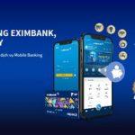 Mở Mobile Banking Eximbank, nhận quà liền tay
