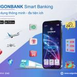 SaiGonBank Smart Banking - Ứng dụng thông minh đa tiện ích