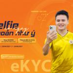 Selfie cùng SHB - Tặng ngay tài khoản như ý và cơ hội nhận chữ ký cầu thủ Quang Hải