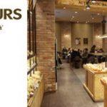Ưu đãi giảm 10% tại Tous Les Jours dành cho thẻ Shinhan