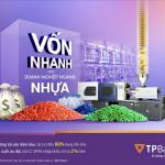 TPBank cấp tín dụng không tài sản đảm bảo cho doanh nghiệp ngành nhựa