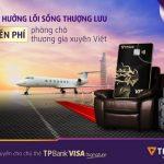 TPBank miễn phí tận hưởng phòng chờ thương gia nội địa cho chủ thẻ TPBank Visa Signature