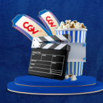 Tặng combo CGV khi mua vé xem phim dành cho chủ thẻ VIB