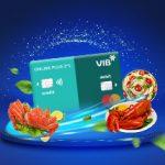 Giảm ngay 30.000 VNĐ cho đơn hàng NOW dành cho thẻ tín dụng VIB