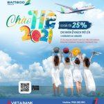 Chào hè 2021 với Bamboo Airways và VietABank