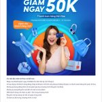 Giảm ngay 50K khi thanh toán thẻ VietABank Visa