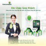 Đăng ký dịch vụ, nhận ngay quà chất tại Vietcombank chi nhánh Tân Sài Gòn