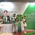 Chương trình ưu đãi tại sự kiện Vietcombank Xin Chào Thái Nguyên