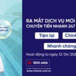 VRB ra mắt dịch vụ chuyển tiền nhanh IB247 dành cho khách hàng doanh nghiệp