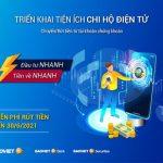 BaoViet Bank miễn phí rút tiền cho khách hàng của Công ty Chứng khoán Bảo Việt