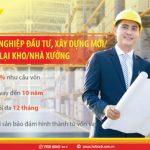 HDBank cung cấp gói ưu đãi vượt trội cho doanh nghiệp mở rộng kho xưởng