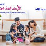 MB Ageas Life chính thức ra mắt cổng thông tin khách hàng điện tử: Hành trình của Tôi