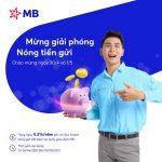 MB triển khai chương trình Mừng giải phóng - Nóng tiền gửi