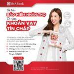 Sở hữu bảo hiểm nhân thọ - Có ngay khoản vay tín chấp từ SeABank