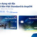 Mở thẻ Napas Bản Việt, nhận ngay ưu đãi hấp dẫn