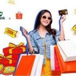 Giảm ngay tới 200.000 VNĐ khi thanh toán thẻ Vietcombank tại Shopee