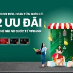 Hoàn tiền 10% chi tiêu thẻ Ghi nợ Quốc tế VPBank trong Tháng của Mẹ