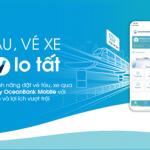 Đặt vé tàu, xe trên ứng dụng Easy OceanBank Mobile