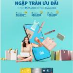 Mua sắm online ngập tràn ưu đãi cùng thẻ Eximbank