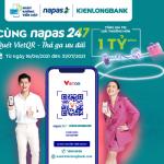 Quét VietQR - Thả ga ưu đãi cùng Kienlongbank